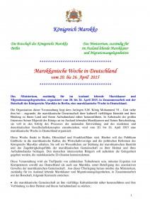 Marokkanische Woche in Deutschland 001