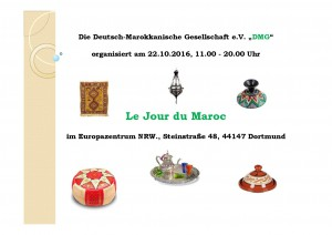 Bild - Jour du Maroc